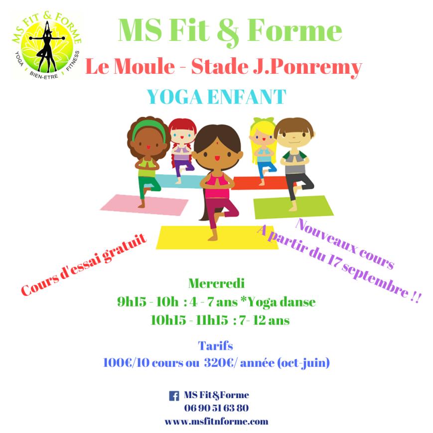 Moule Yoga Enfants Rentrée 2019_20 PNG